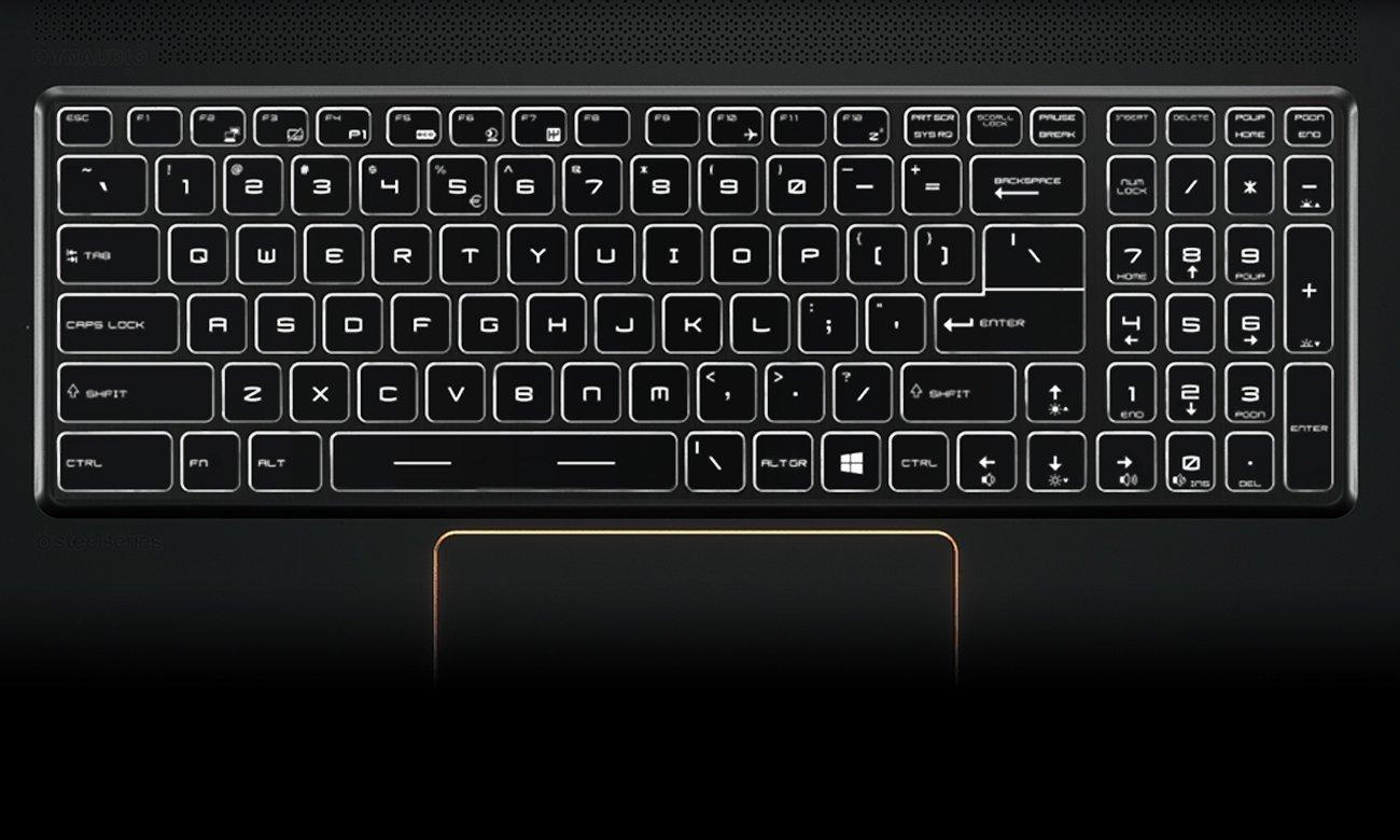 Клавіатура з підсвічуванням