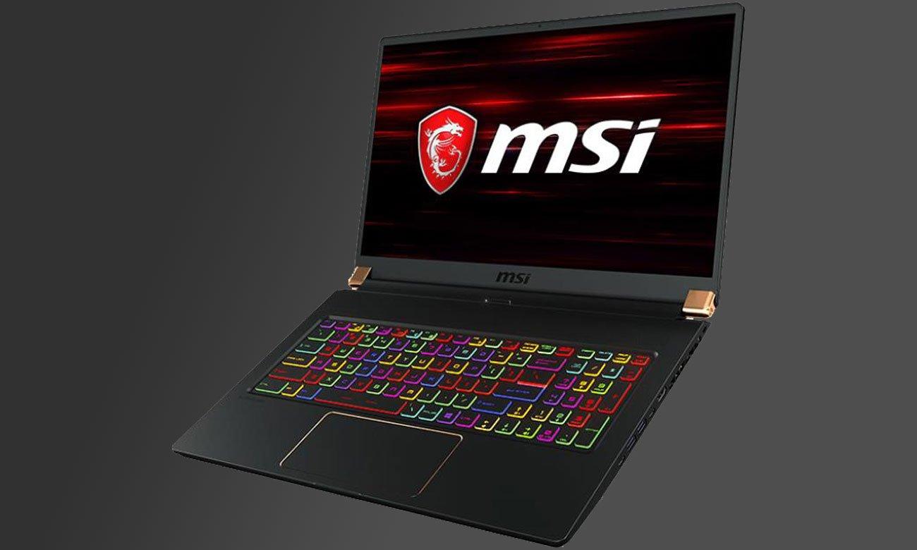 MSIGS75 GeForce GTX 1660Ti– Twój gamingowy oręż