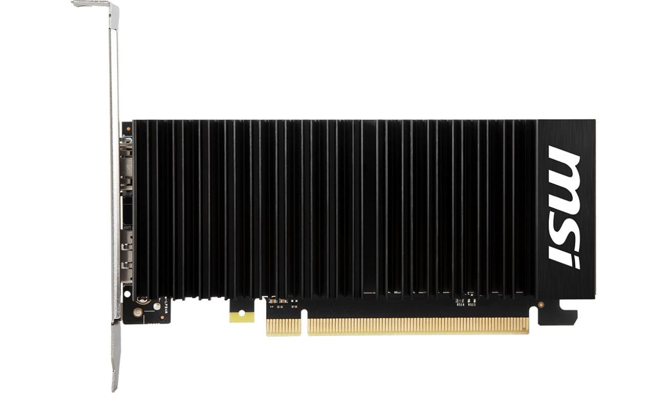 MSI GeForce GT 1030 2GHD4 LP