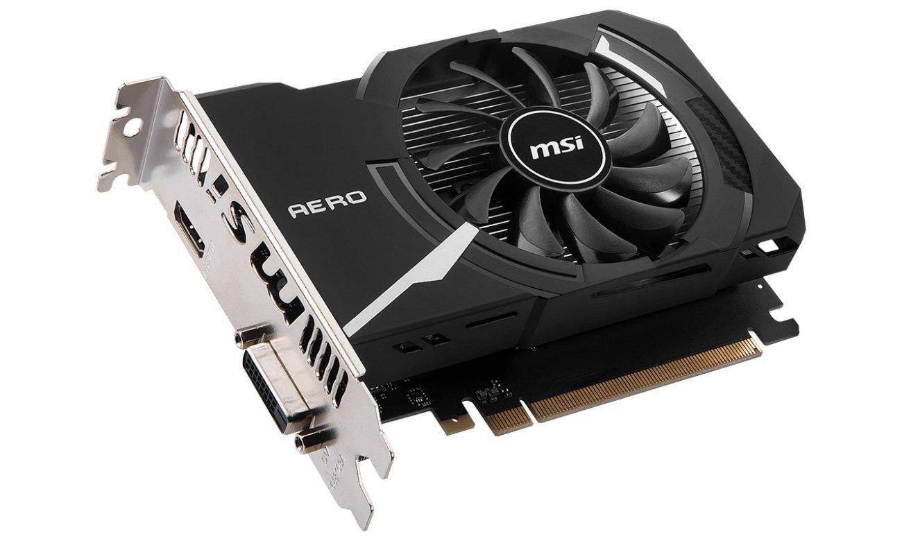 MSI GeForce GT 1030 AERO ITX