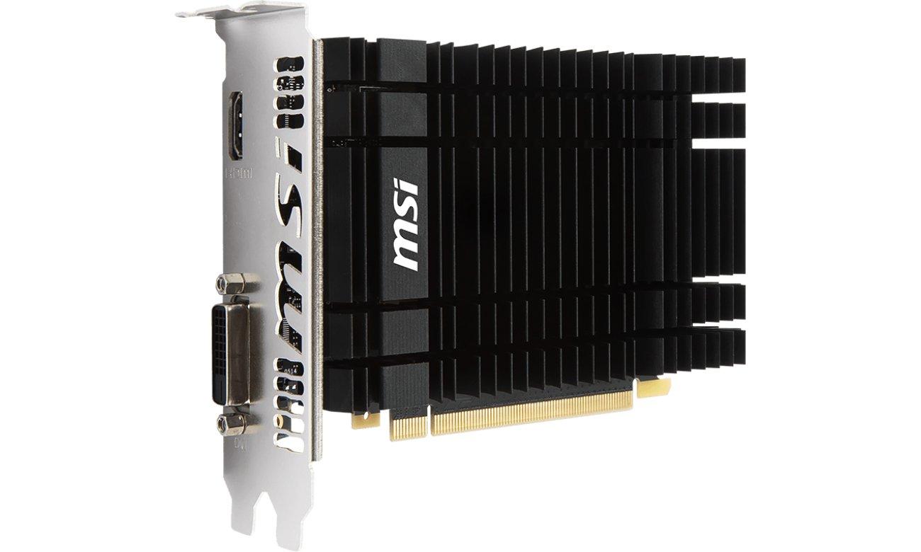 MSI GeForce GT 1030 OC 2GH