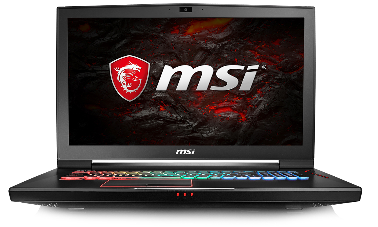 Laptop Gamingowy MSI GT73EVR procesor intel core i7-7700HQ