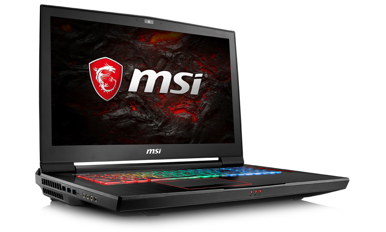 Laptop Gamingowy MSI GT73EVR karta graficzna NVIDIA GeForce GTX 1070