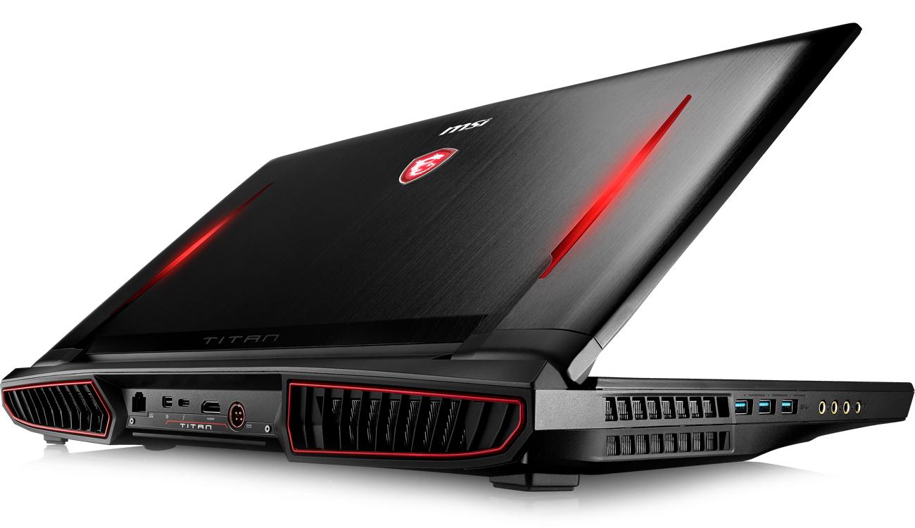 Laptop Gamingowy MSI GT73EVR pamięć DDR4 2400 prędkość odczyt