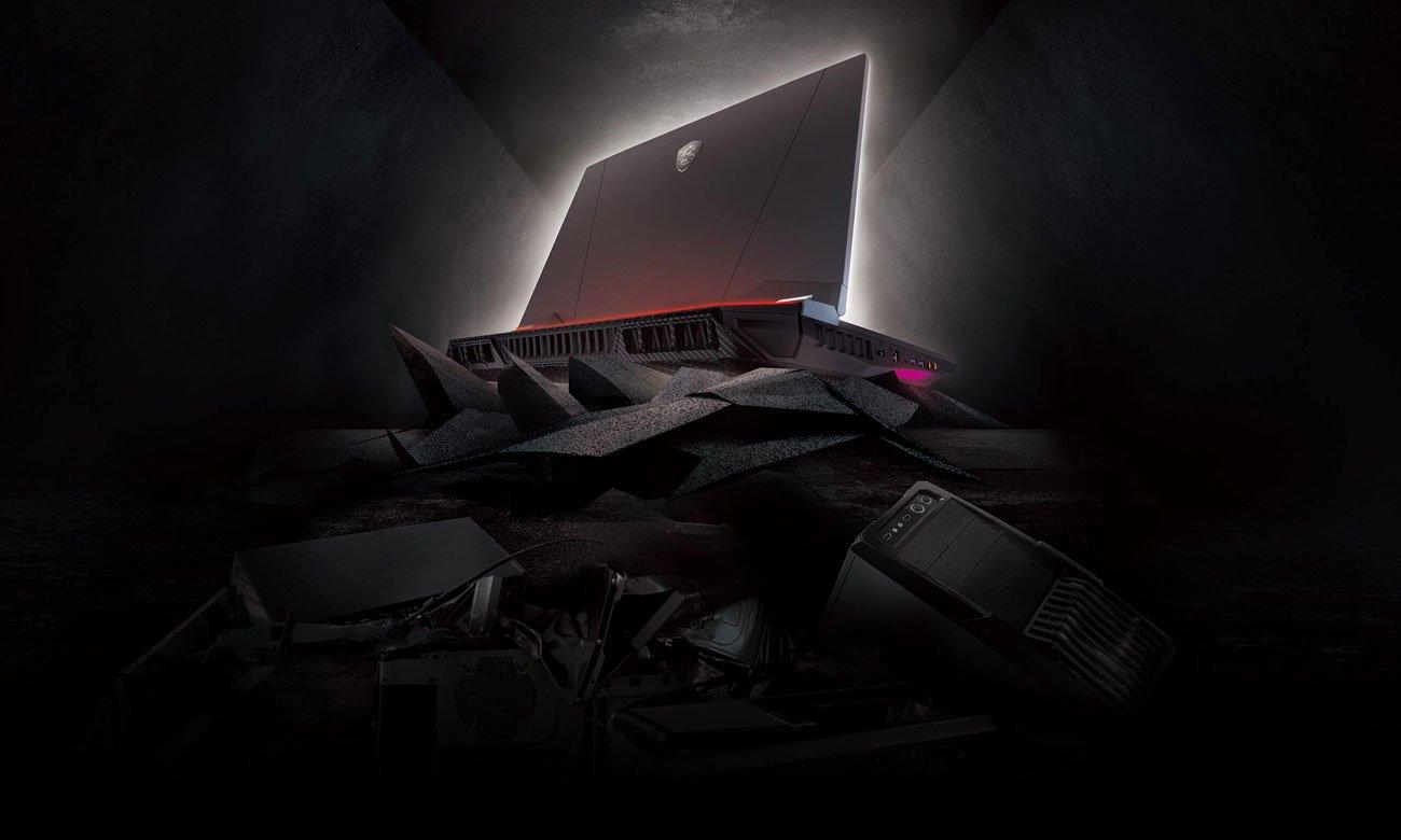 Ноутбук MSI GT76 Titan