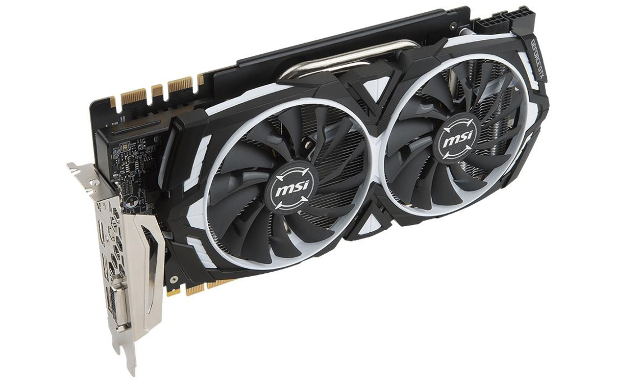 GeForce GTX 1080 Ti ARMOR OC