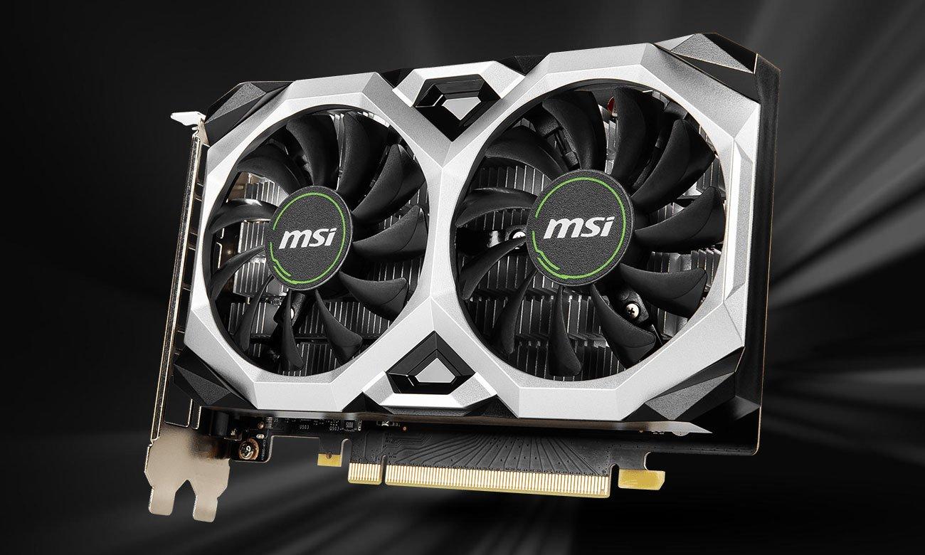 MSI GeForce GTX 1650 D6 VENTUS XS OCV1 4GB