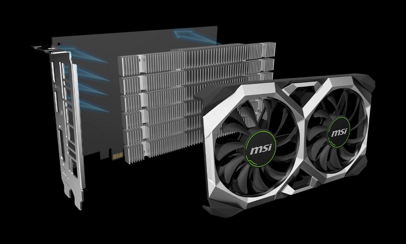 MSI GeForce GTX 1650 VENTUS XS OCV1