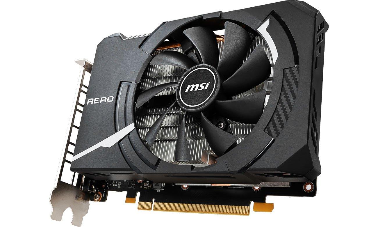 MSI GeForce GTX 1660 SUPER AERO ITX OC - Chłodzenie