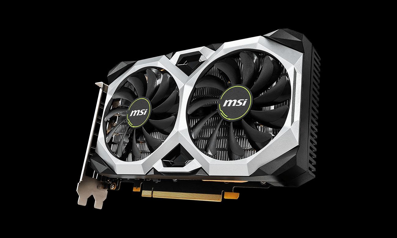 MSI GeForce GTX 1660 VENTUS XS OCV1 6GB