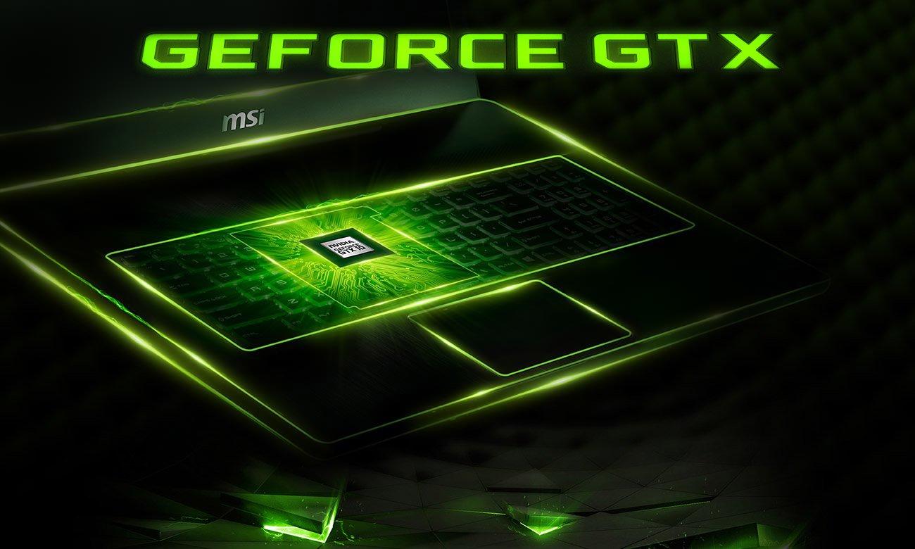 MSI GV72 8RC Ідеальна гра з GeForce GTX 1060