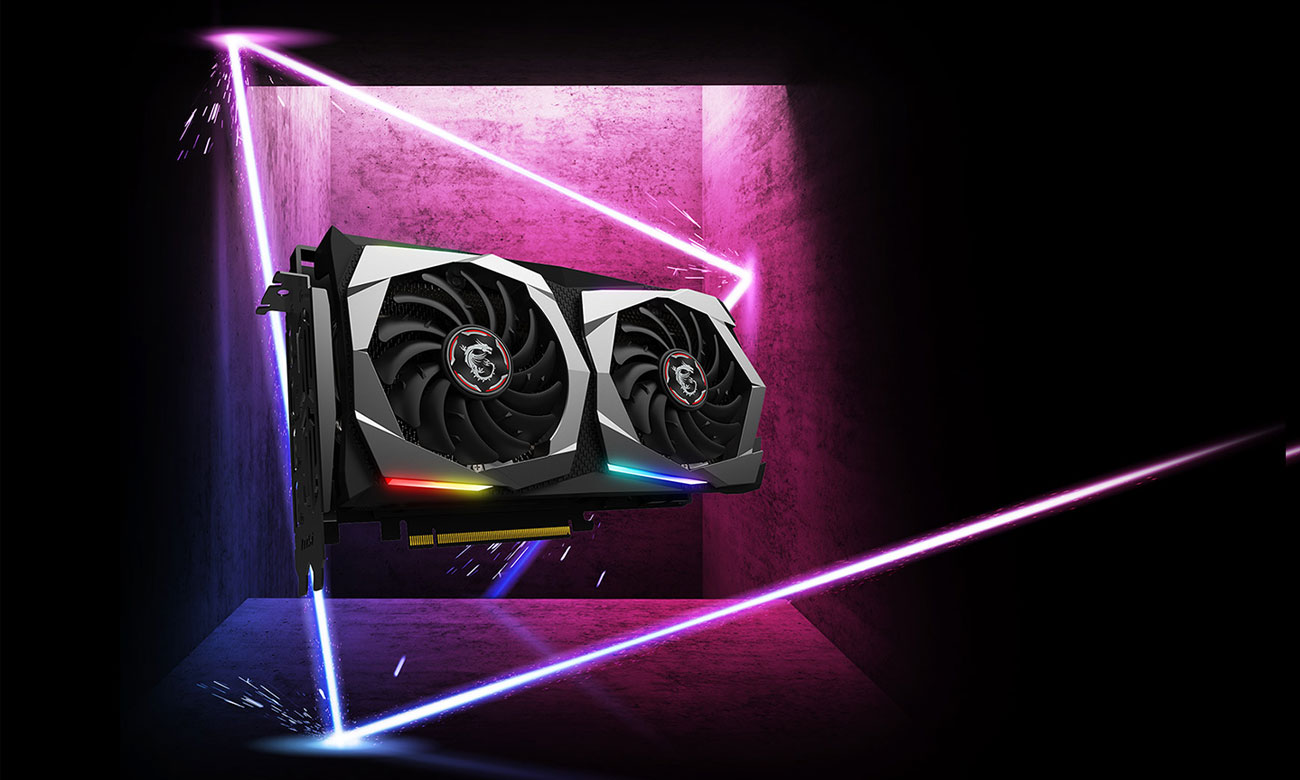 MSI GeForce RTX 2060 GAMING Ray Tracing