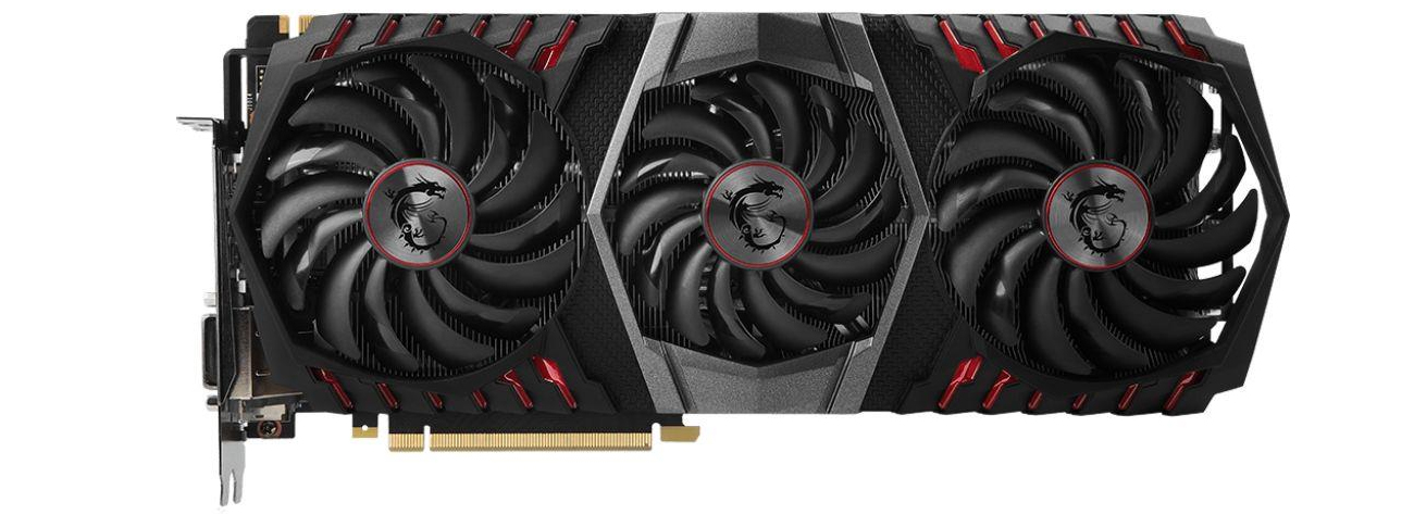 MSI GeForce GTX 1080 Ti GAMING X TRIO 11GB