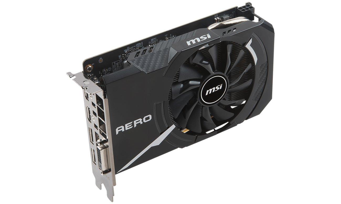 MSI GeForce GTX 1060 Aero ITX OC