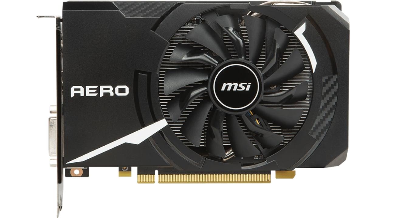 MSI GeForce GTX 1060 Aero ITX OC Niewielkie rozmiary, wielkie uderzenie