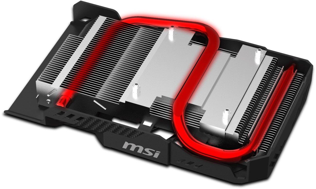 MSI GeForce GTX 1060 Aero ITX OC Potężne chłodzenie w małym opakowaniu
