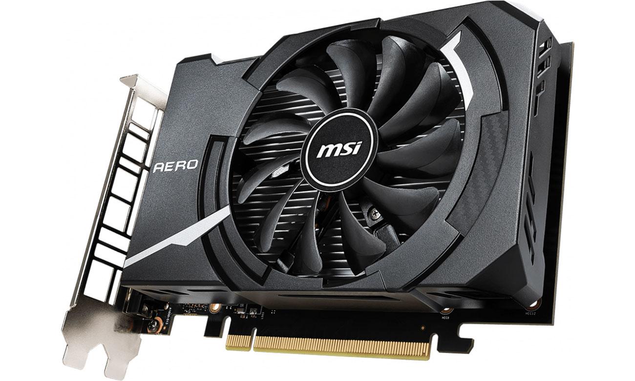 MSI GeForce GTX 1650 AERO ITX OC