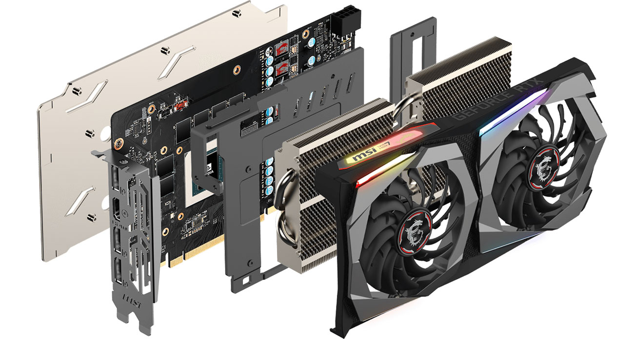MSI GeForce RTX 2060 GAMING Z