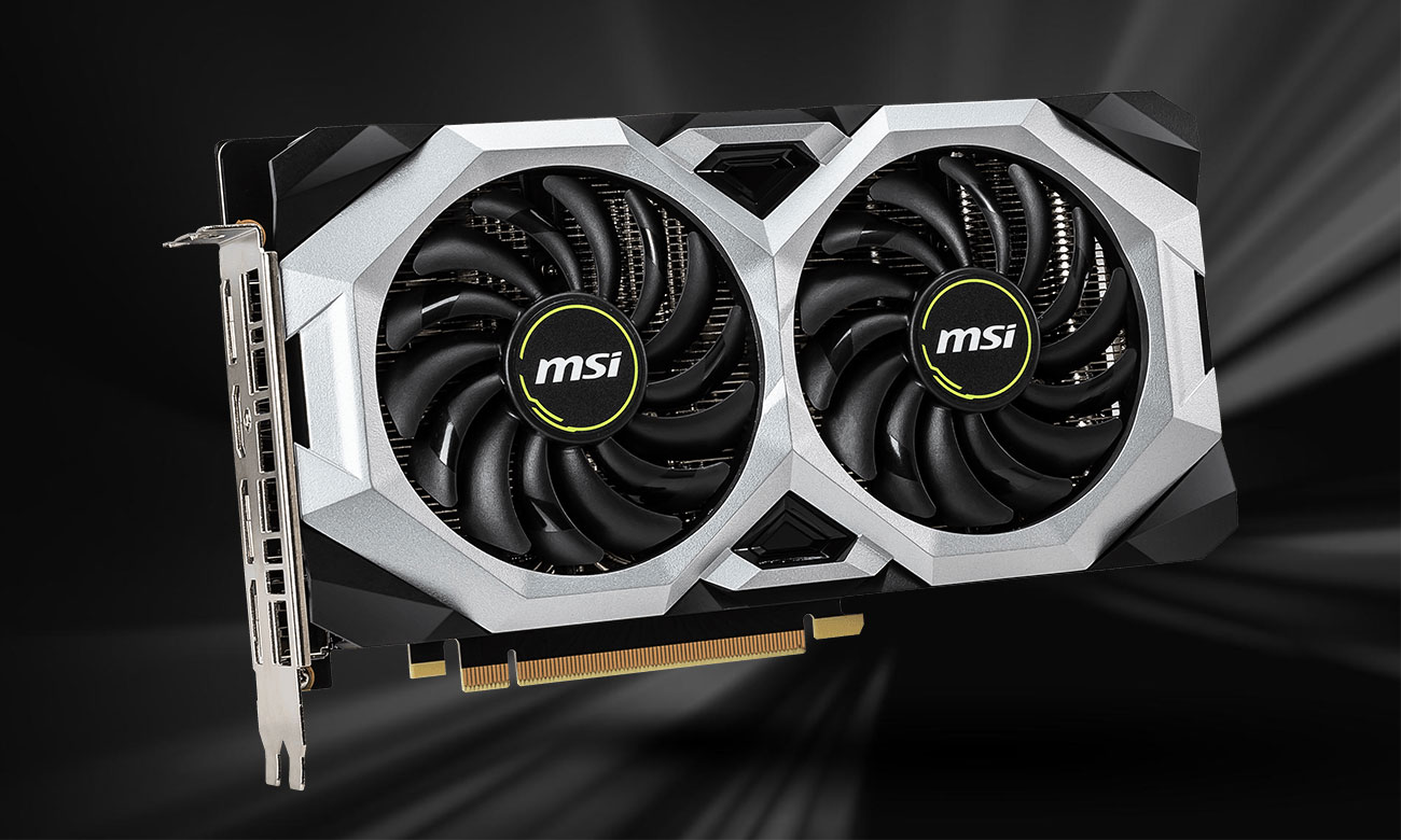 MSI GeForce RTX 2060 VENTUS OC