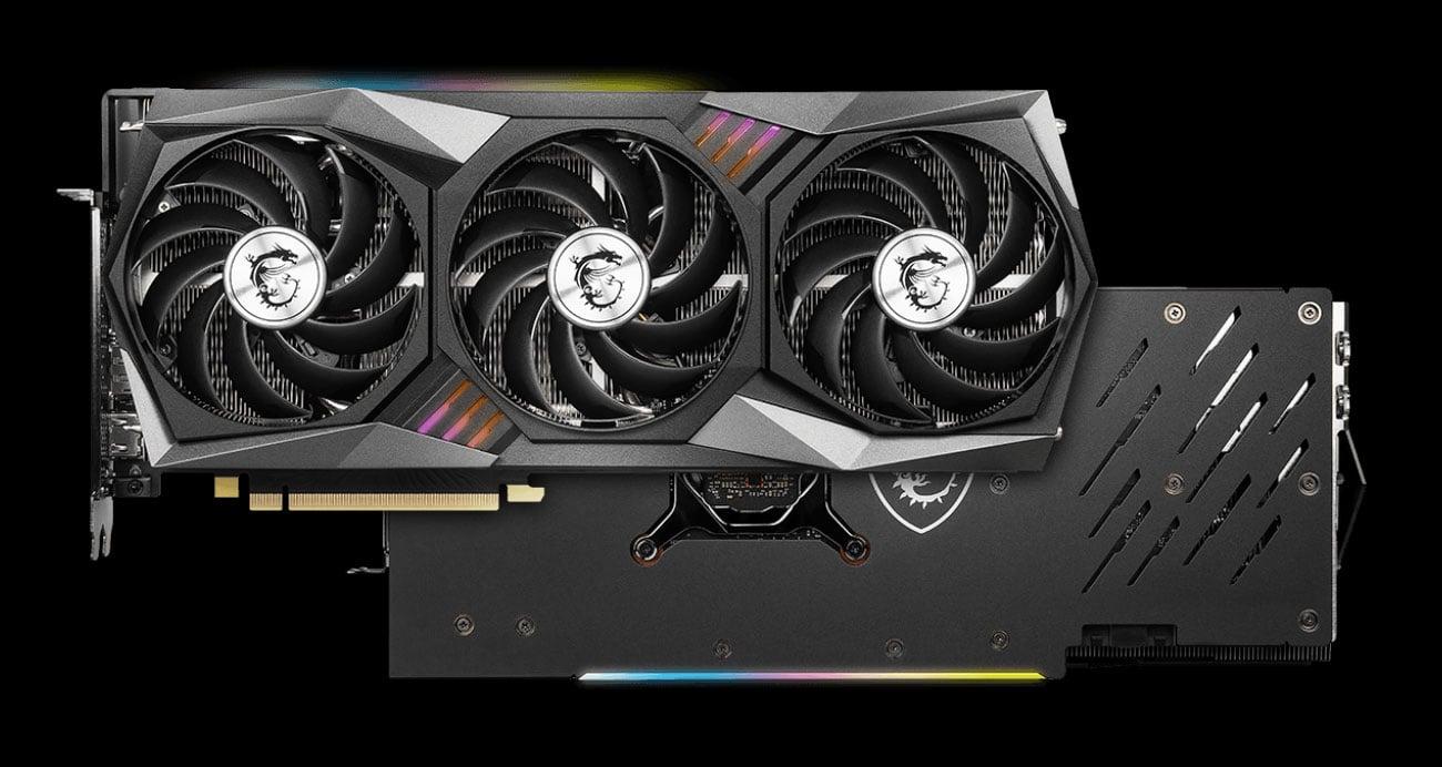 MSI GeForce RTX 3060 Ti GAMING Z TRIO LHR 8GB