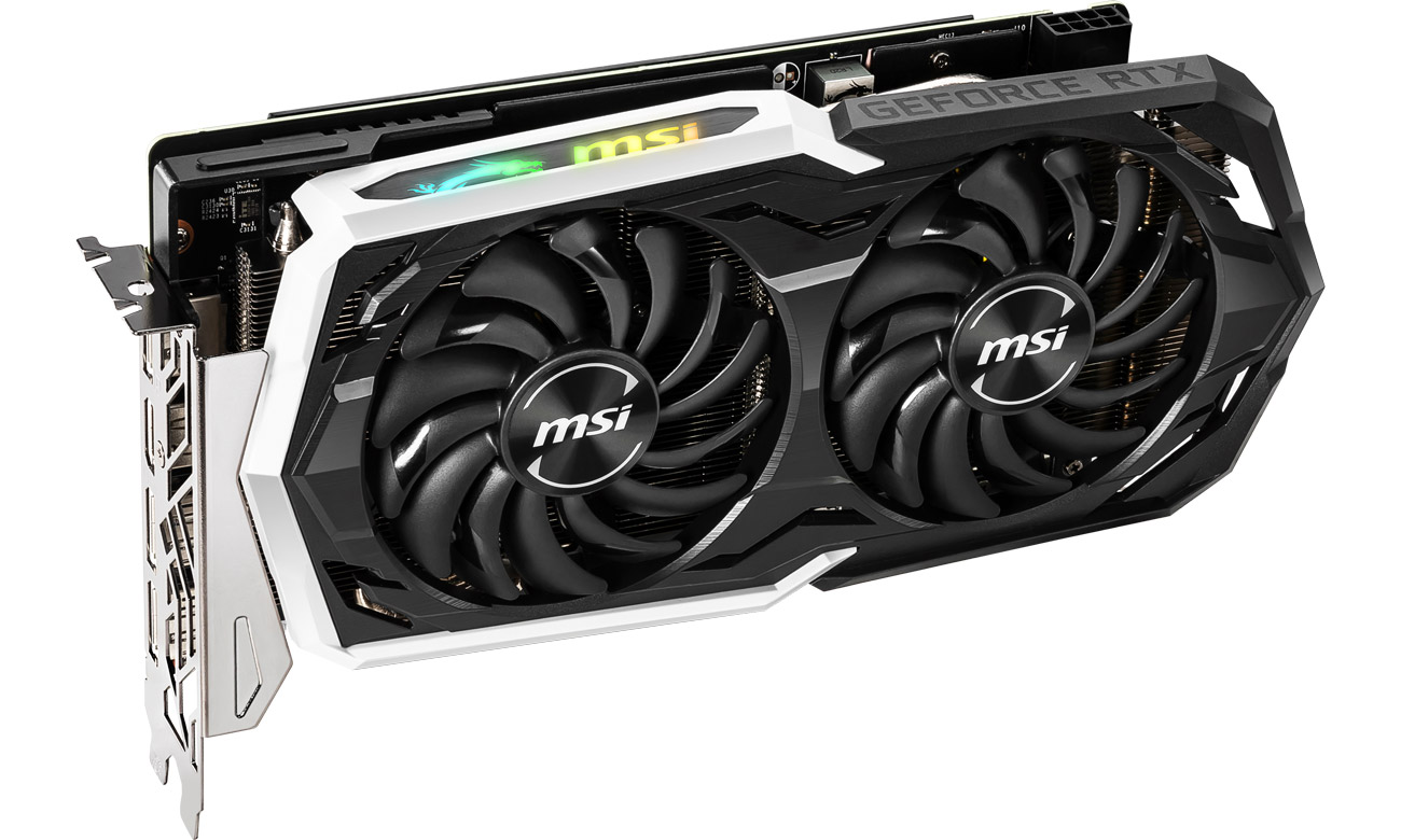 MSI Geforce RTX 2060 SUPER ARMOR OC