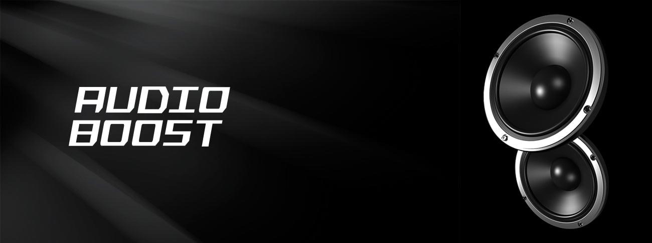 MSI H110M PRO-VD Technologia AUDIO BOOST