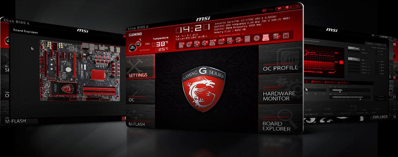 MSI H97 GAMING 3 Click BIOS 4