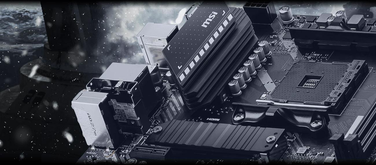 MSI MAG A520M VECTOR WIFI -