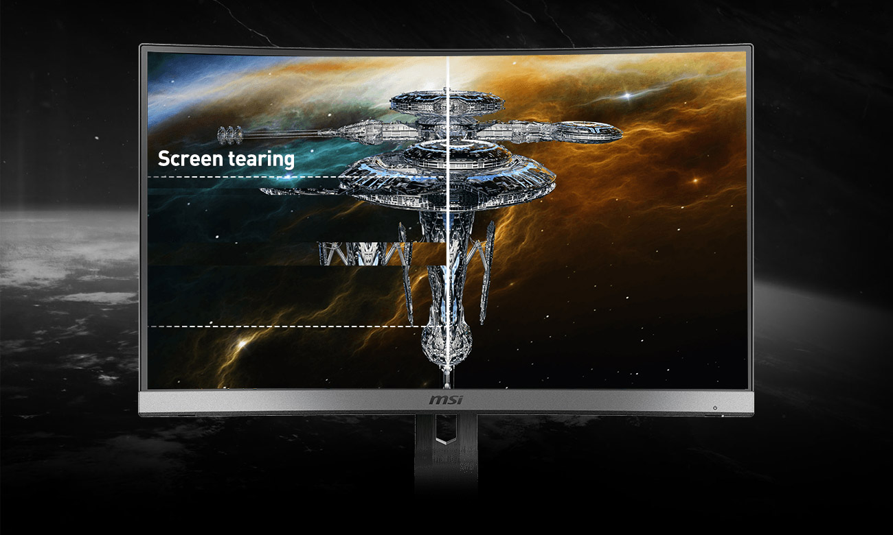 Monitor dla graczy MSI Optix MAG272CQR Curved
