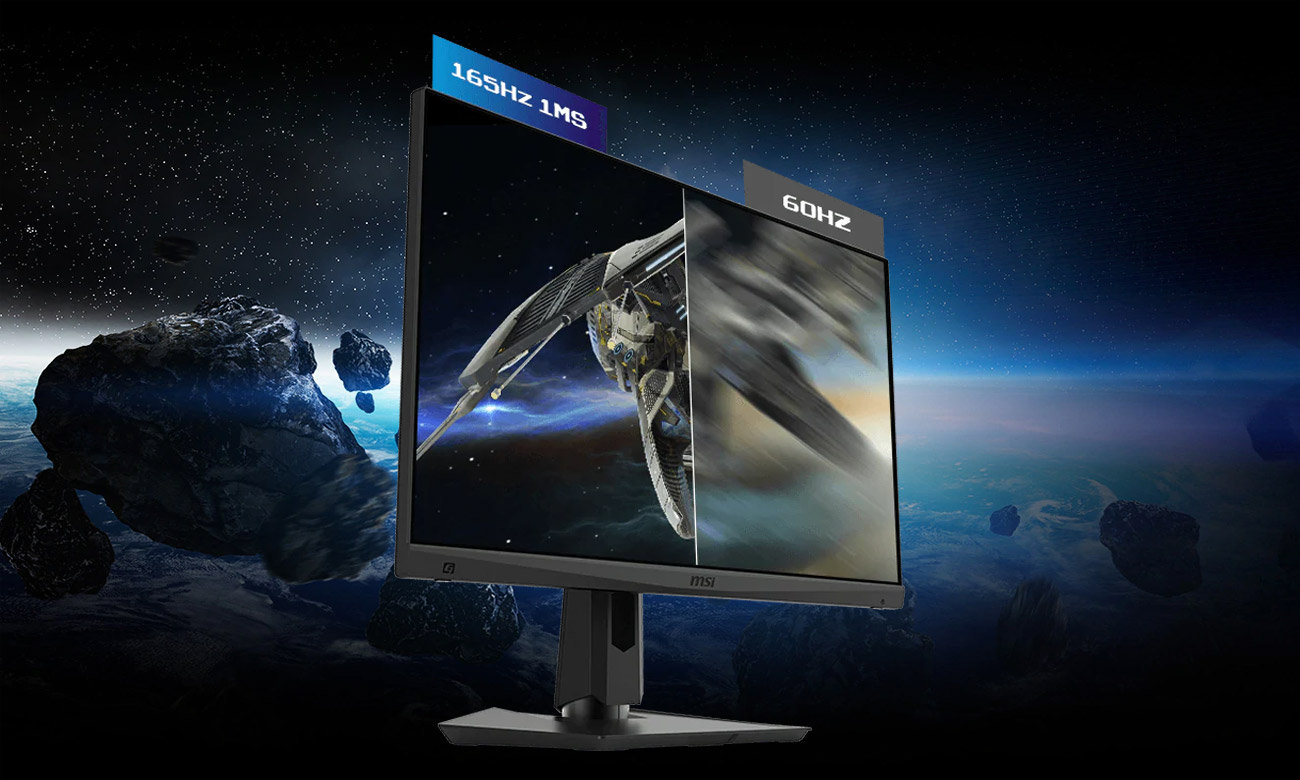 Monitor dla graczy MSI Optix MAG274QRF-QD