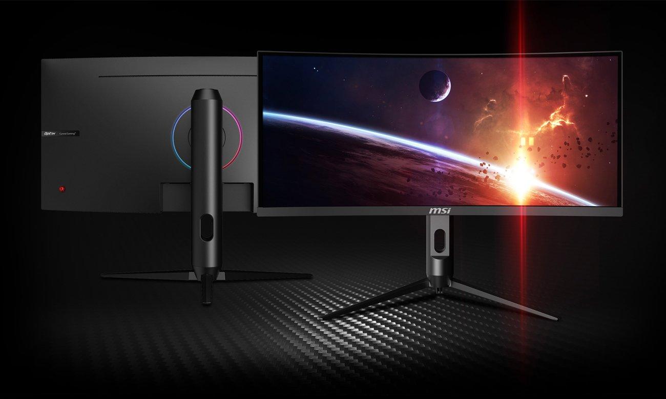 Monitor dla graczy MSI Optix MAG301CR2