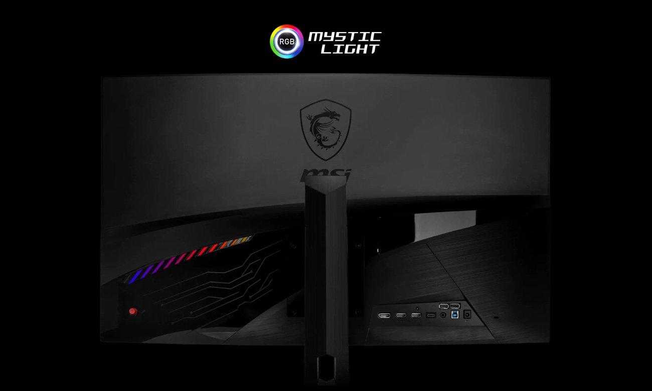 Monitor dla graczy MSI Optix MAG322CQR Curved