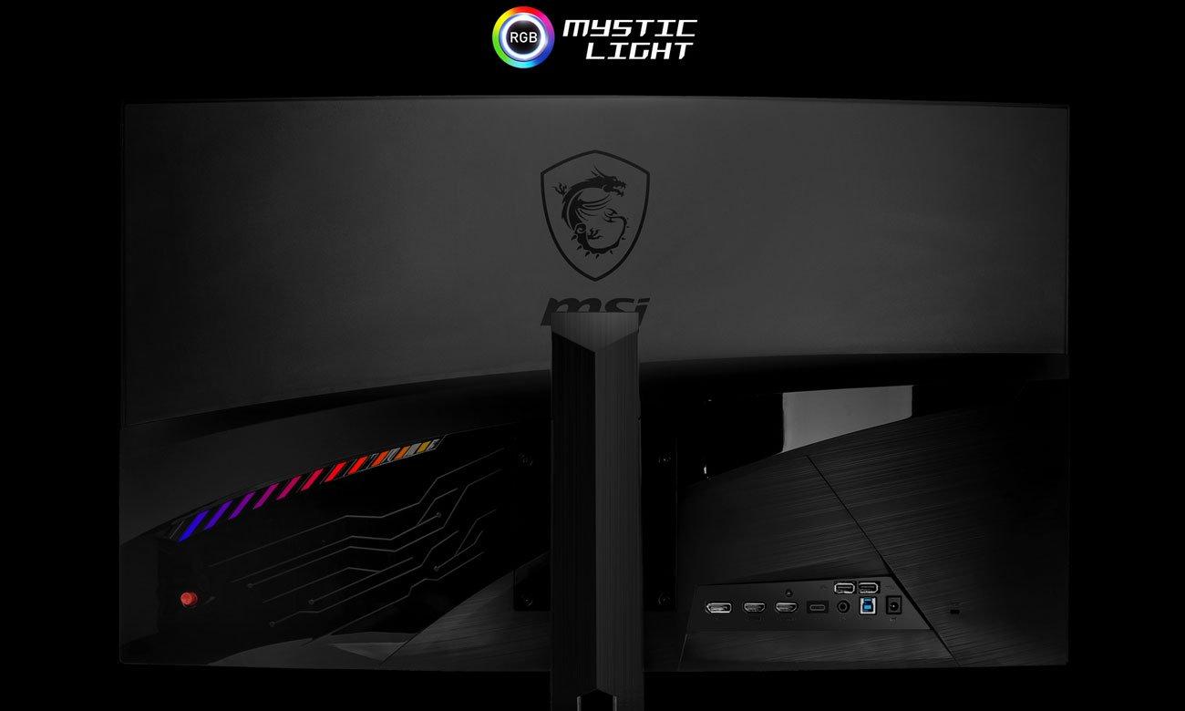 Monitor dla graczy MSI MAG322CR Curved