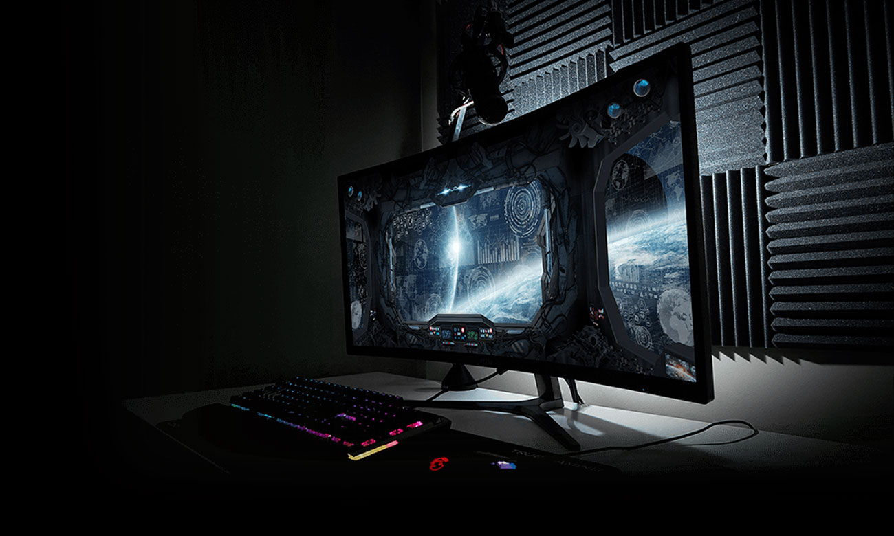 MSI Optix MAG341CQ Curved FreeSync