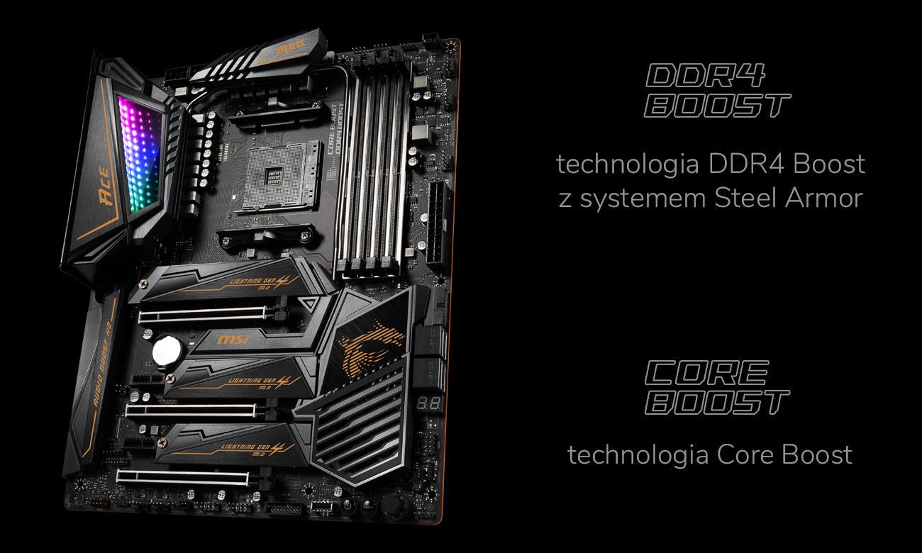 MSI MEG X570 ACE - Wydajność
