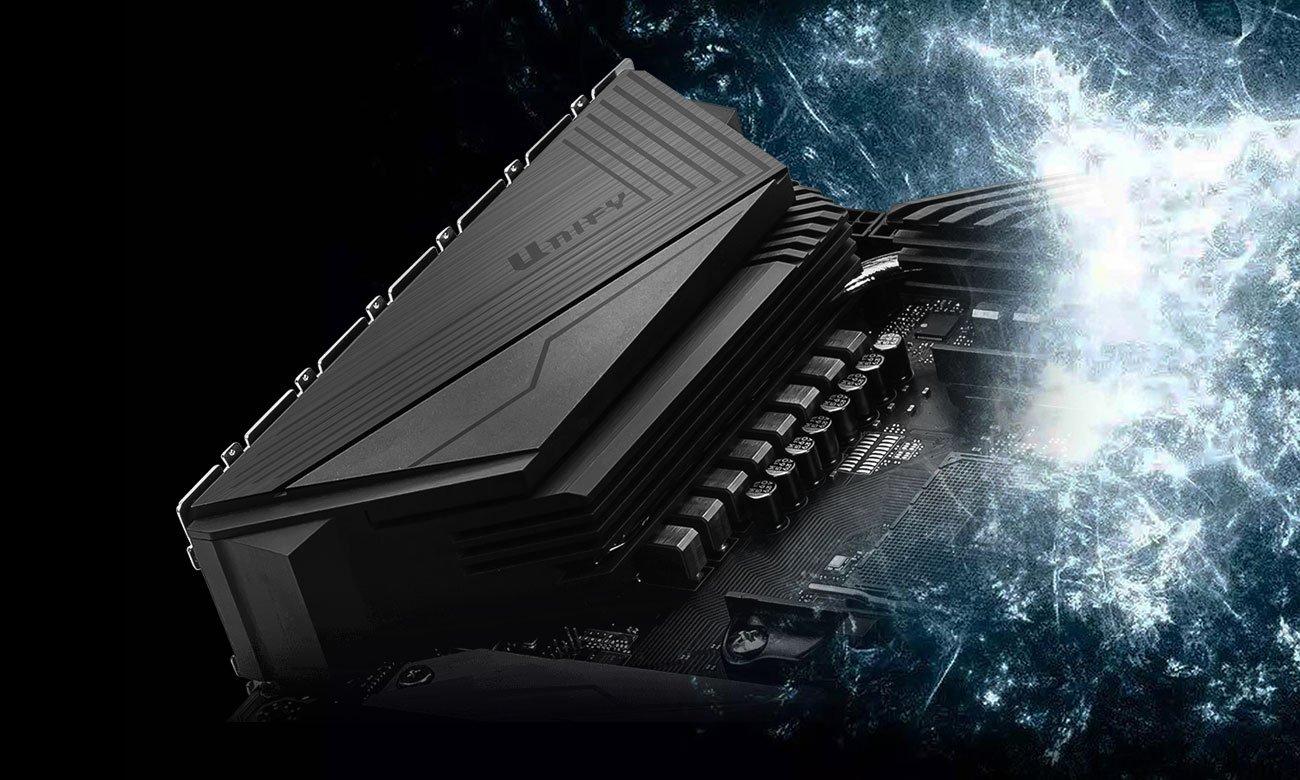MSI MEG X570 UNIFY - Chłodzenie