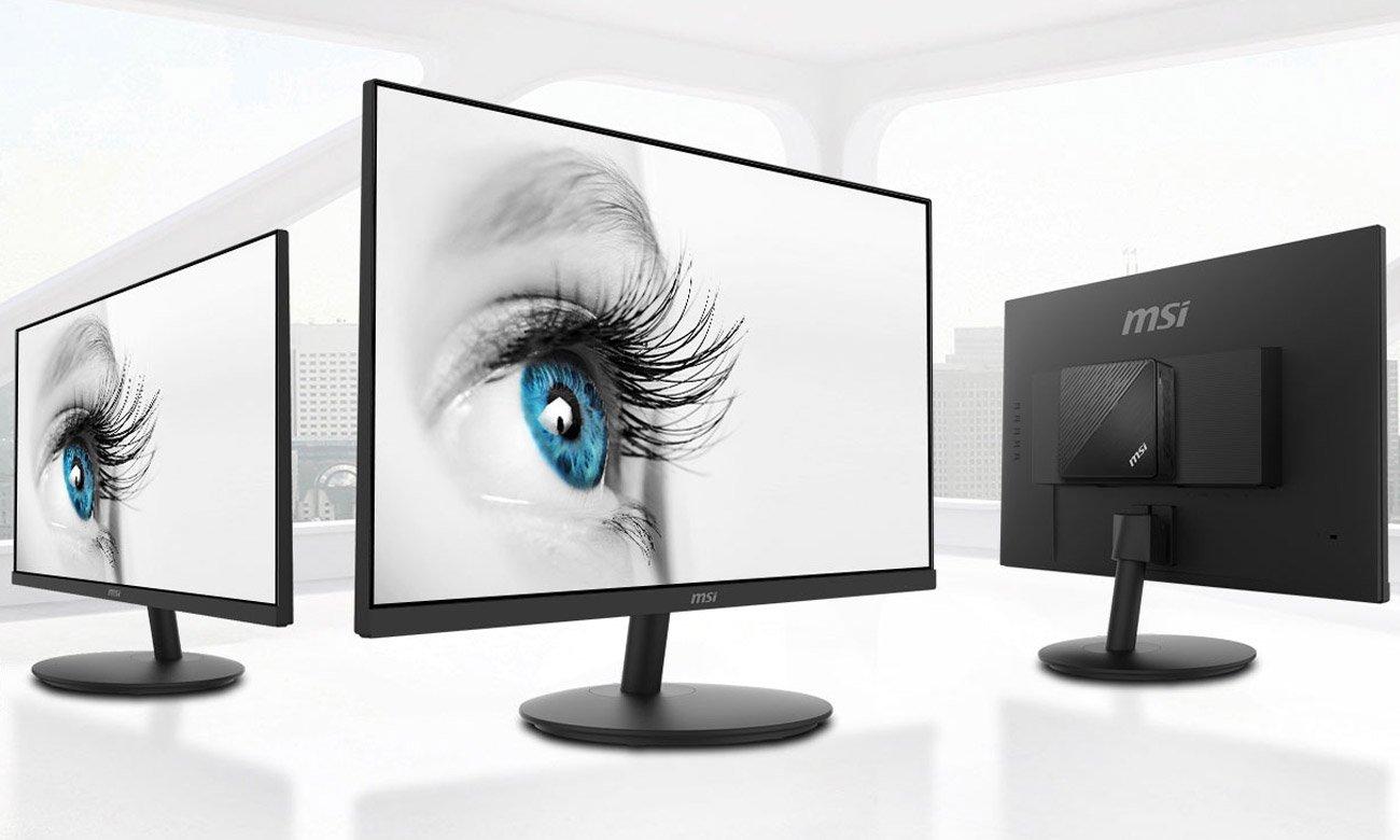 Idealny do domu i biura monitor MSI PRO MP242