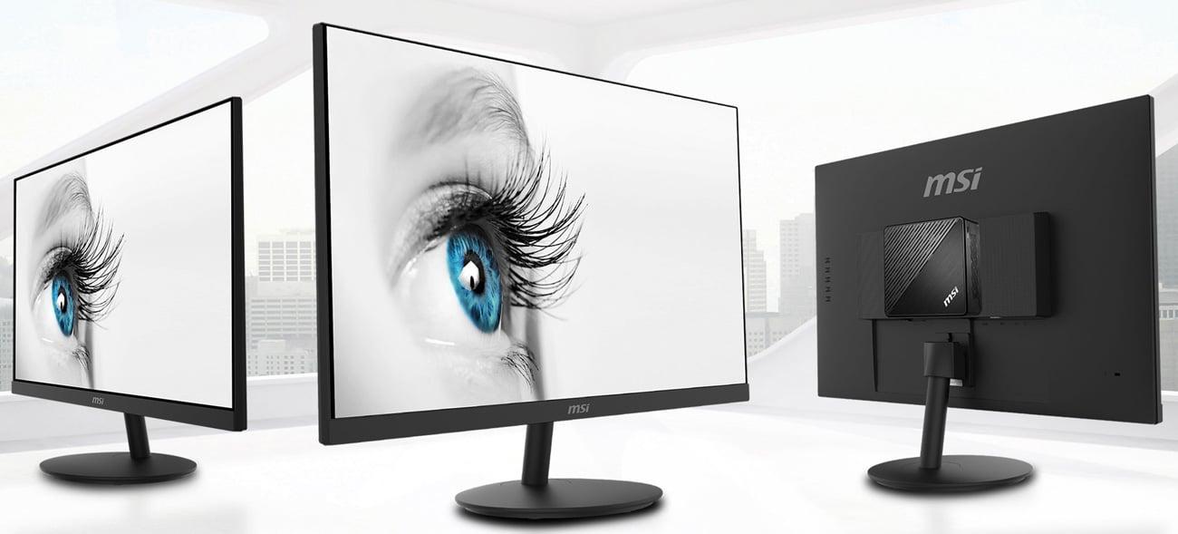 Monitor do domu i do biura MSI PRO MP271