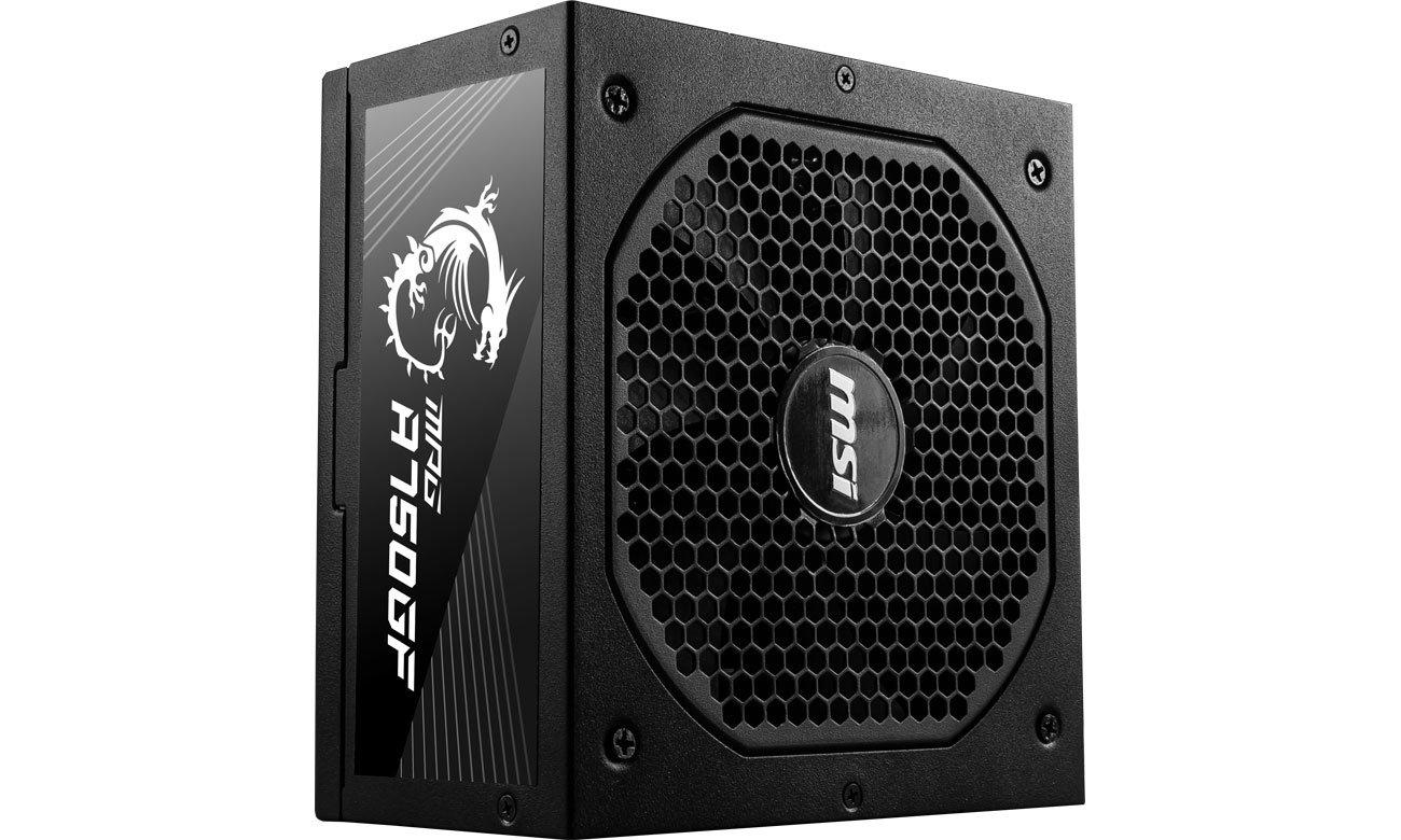 Zasilacz do komputera MSI MPG A750GF 750W 80 Plus Gold
