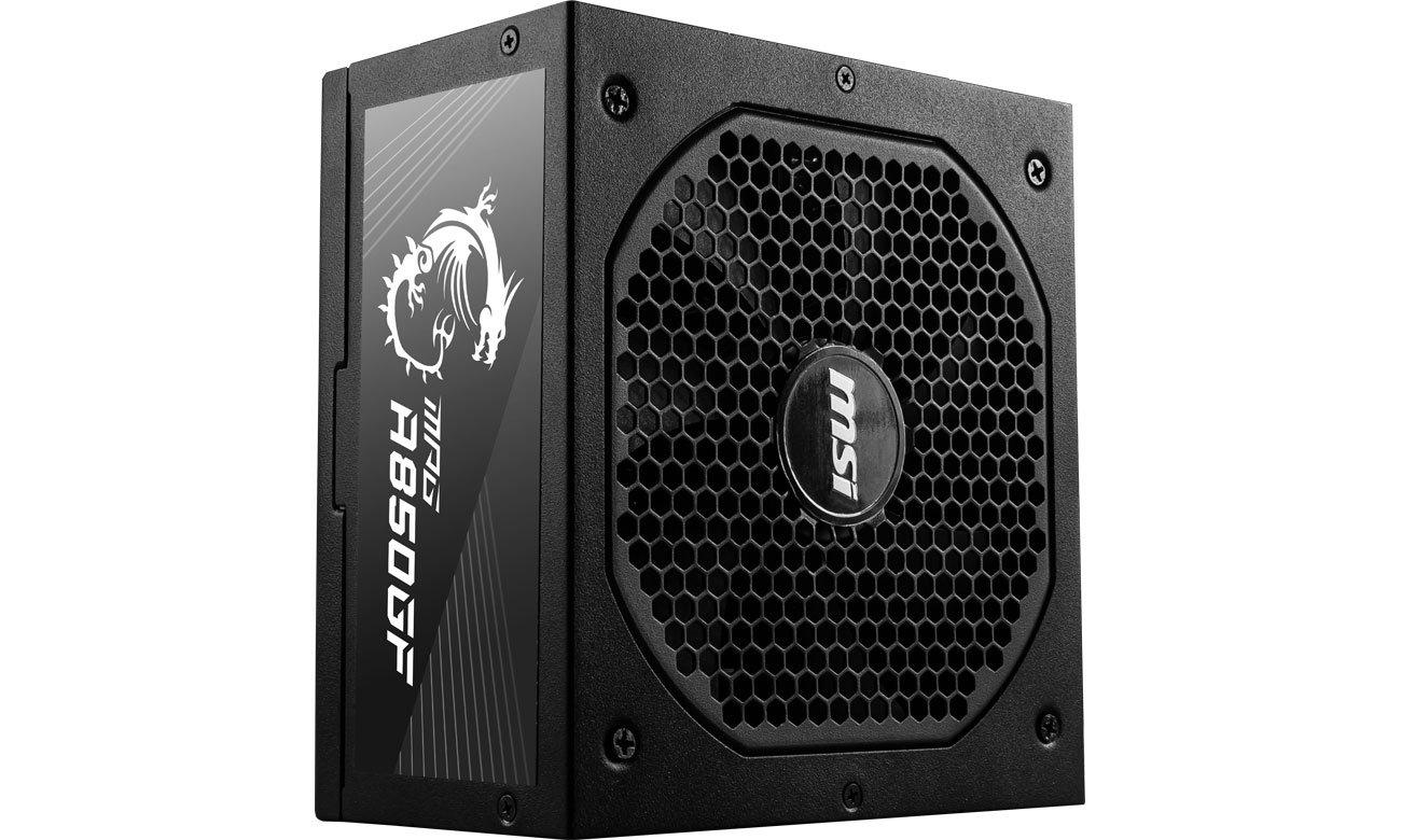 Zasilacz do komputera MSI MPG A850GF 850W 80 Plus Gold