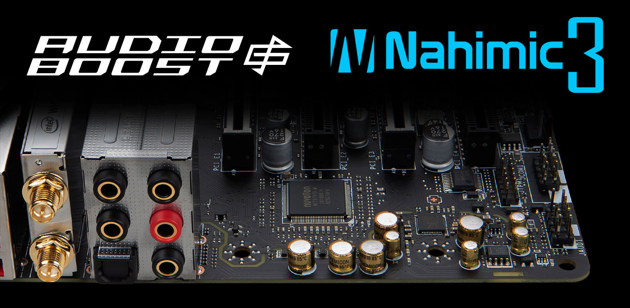 MSI MPG Z390M GAMING EDGE AC Audio Boost 4