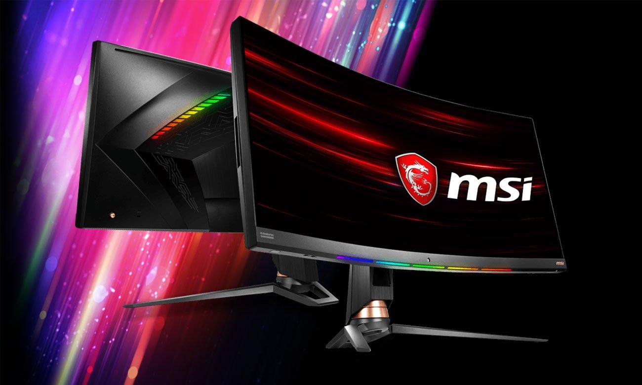 Monitor gamingowy MSI Optix MPG341CQRV Curved