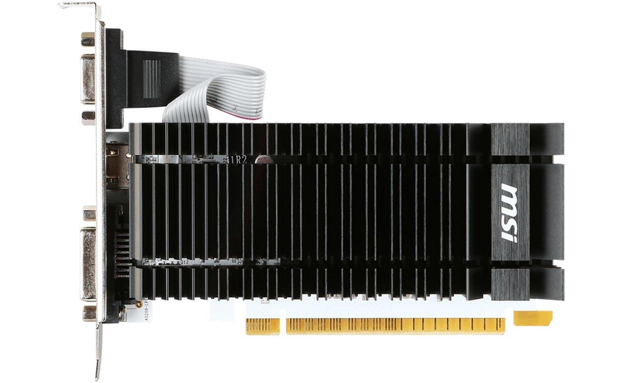 Natywna obsługa wyjścia wideo w standardzie HDMI 1.4a
