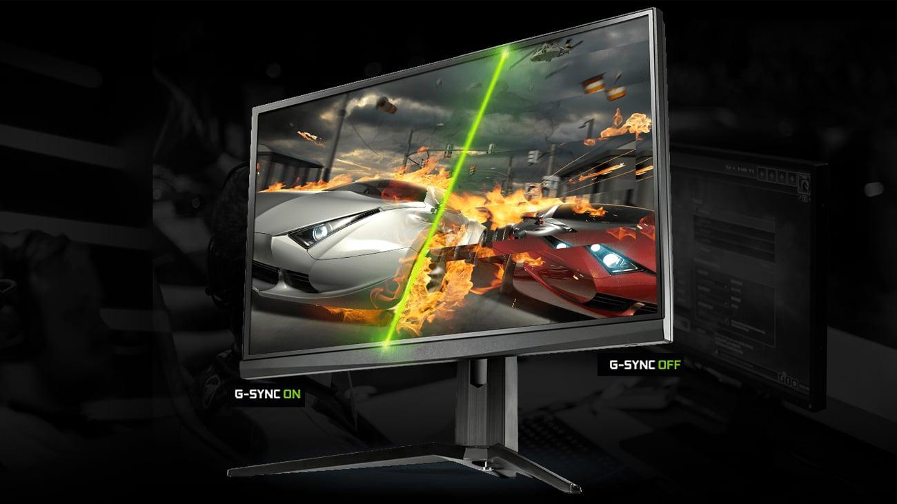 MSI Oculux NXG251R G-Sync