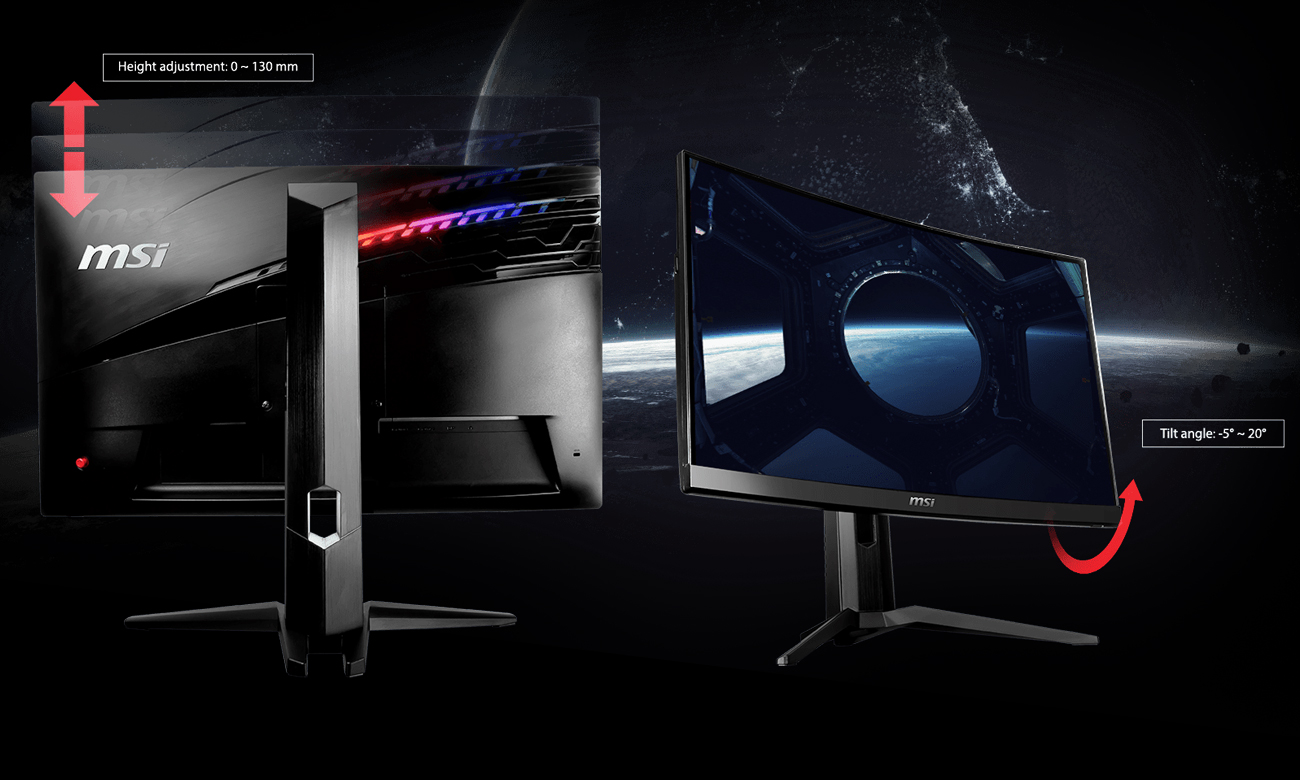 Monitor MSI Optix MAG241CR