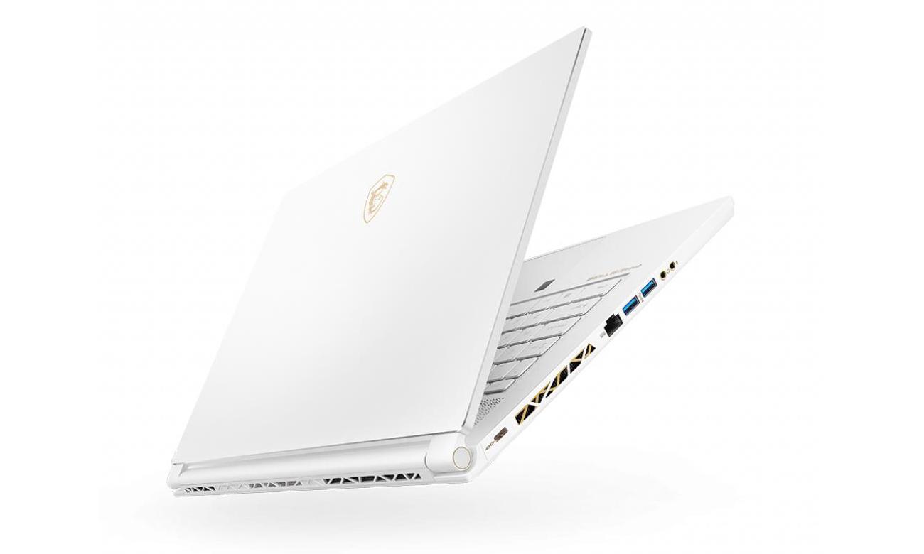 MSI P65 Emocjonujący gaming z GeForce GTX 1070 MaxQ