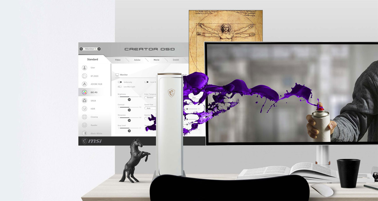 Aplikacja Creator OSD