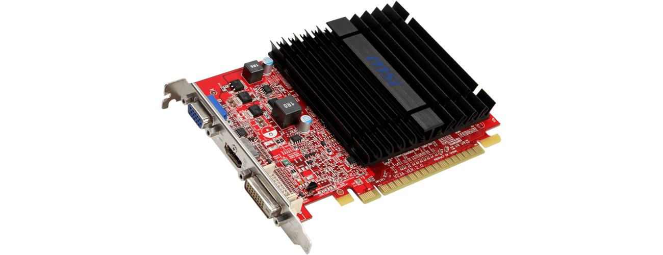 MSI Radeon R5 230 Low Profile 1GB