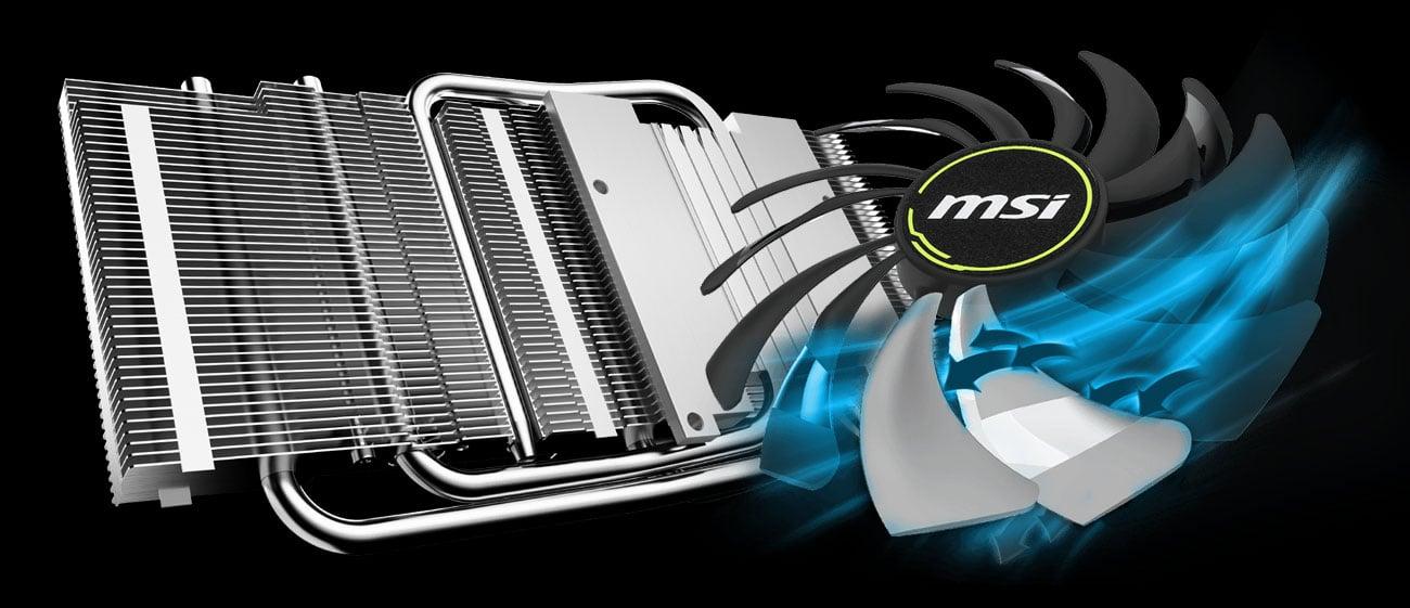 MSI GeForce RTX 2060 VENTUS GP OC 6GB