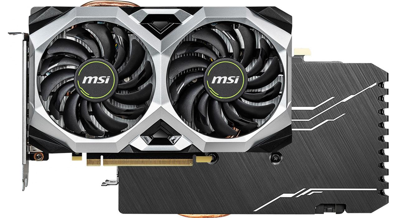 MSI GeForce RTX 2060 VENTUS XS OC